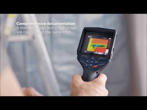 GTC 400 C Bosch Thermal imaging Camera
