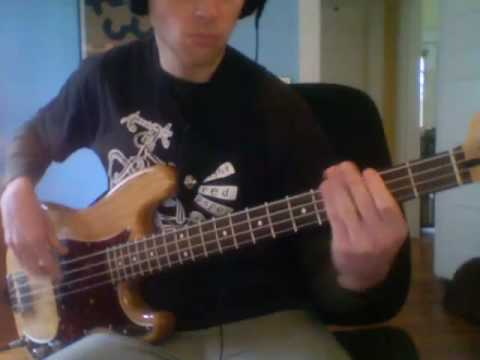 Sting/The Police - Rehumanize Yourself (Bass Playalong)