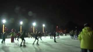 preview picture of video 'Leverkusen on Ice 2014 - zum letzten Mal!'