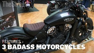 3 Badass Indian Motorcycles You Must See!
