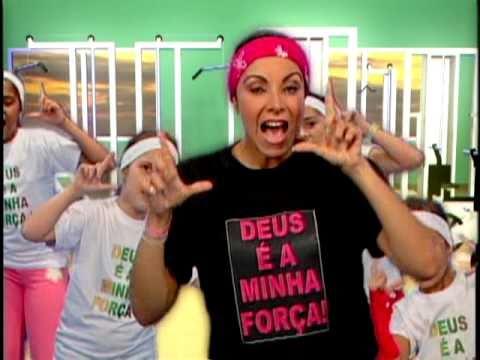 A Força de Deus - Cristina Mel