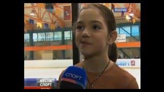 Evgenia Medvedeva at OPPPFFKM (+ interview), 2010