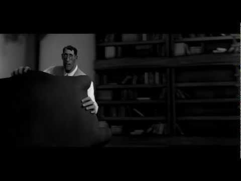 [SFM] The Raven - Edgar Allan Poe (Preview)