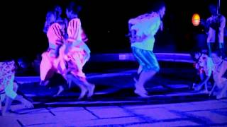 Best Tinikling dance performance