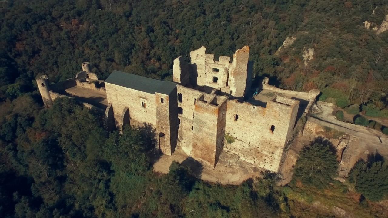 Château de Saissac - Pays Cathare, 21 sites d'exception