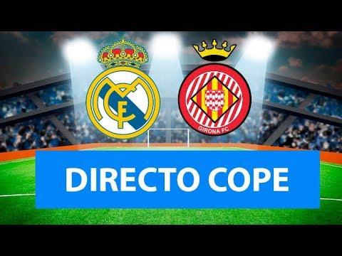 (SOLO AUDIO) Directo del Real Madrid 1-2 Girona en Tiempo de Juego COPE