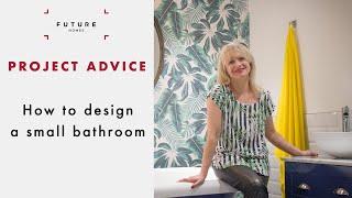 Small bathroom and cloakroom ideas