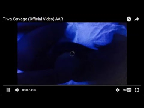tiwa savage x video
