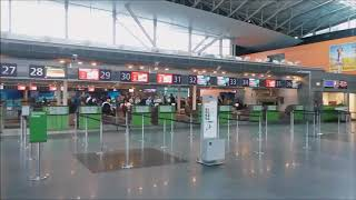Boryspil International Airport.  Kyiv (full review)