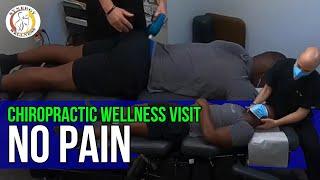 Chiropractic Wellness Visit - NO PAIN | NYC Chiropractor (Synergy Wellness NYC)