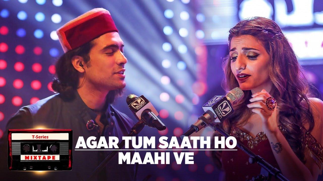 Agar Tum Saath Ho Maahi Ve l T-Series Mixtape l Jubin N Prakriti K Abhijit V l Bhushan Kumar Ahmed K  downoad full Hd Video