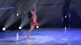 Amy danced solo So you think you can dance season 10 top 4