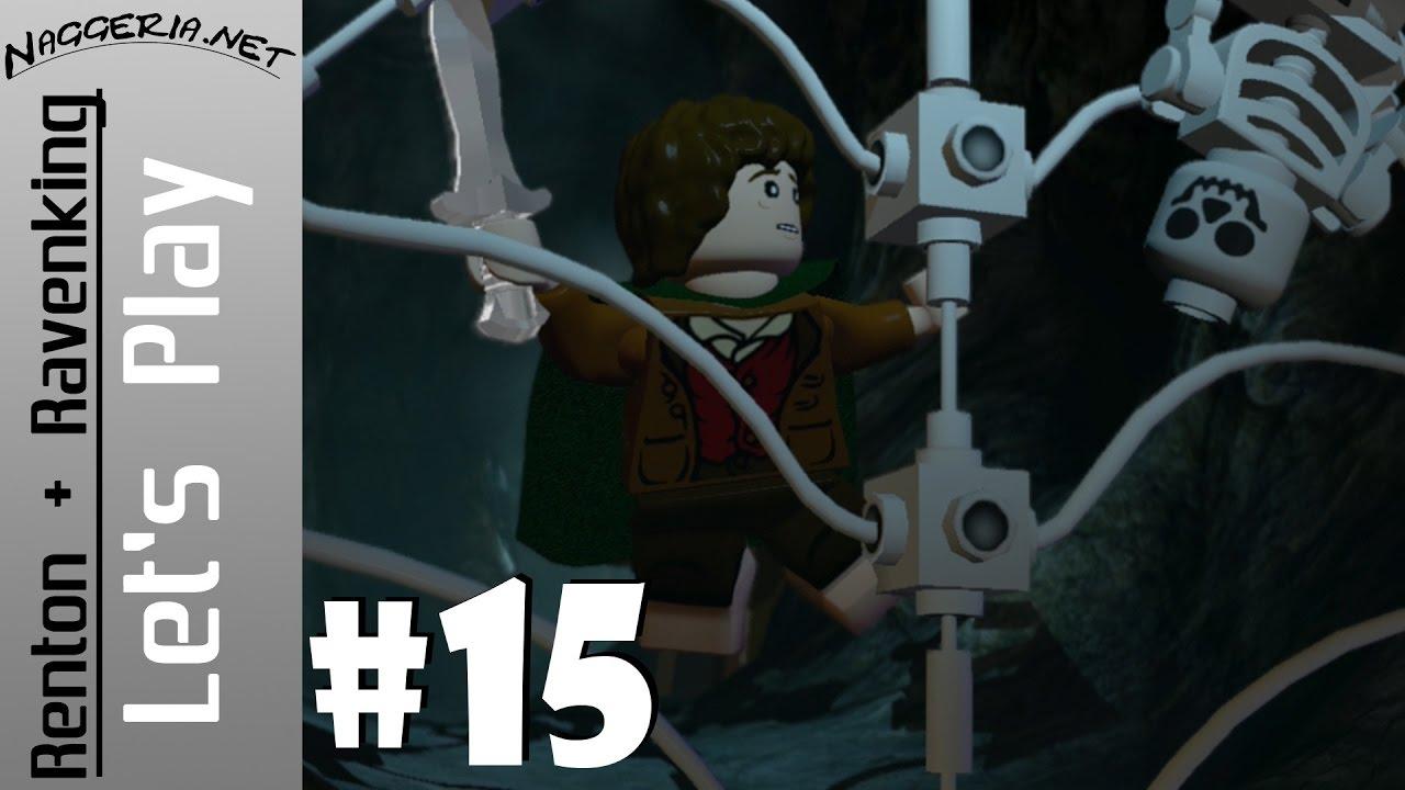 LEGO: Der Herr der Ringe – 15 – Kankras Höhle