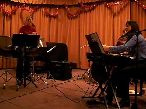 Close To You band holiday performance at Leisure World in Seal Beach, CA