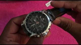 Megir 3789 Men Quartz Watch (Unboxing & Review)