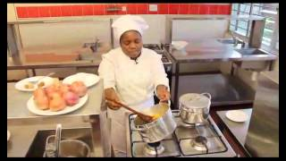 HOW TO COOK BEANS POTTAGE