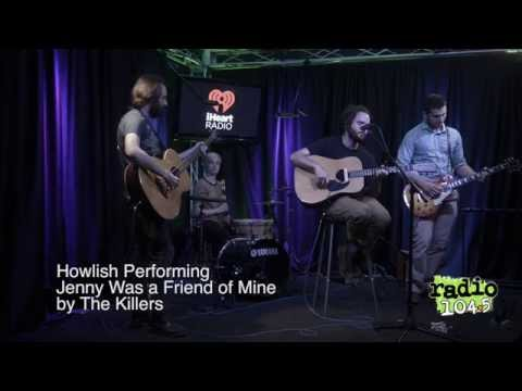 "cover of ""Jenny Was a Friend of Mine"" (Radio 104.5 live at 5 session)"