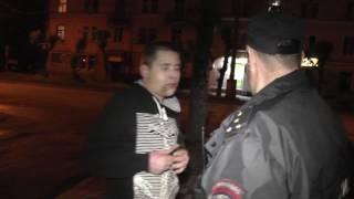 МП Драка у бара на улице Щорса #4
