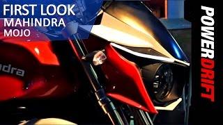 Mahindra Mojo: First Look: PowerDrift