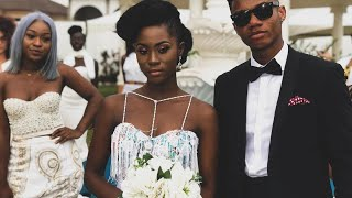 Finally Kidi got married to his girlfriend featuring Kuami Eugene,Efia Odo,Counselor Luttterodt.