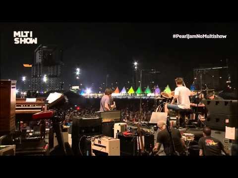 Pearl Jam - Comatose - Lollapalooza Brasil 2013 - HD