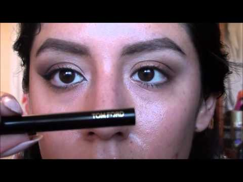Reshaping: Downturned Eyes Into Cat Eyes Tutorial