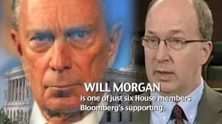 2014: Michael Bloomberg Endorses State Representative Will Morgan!