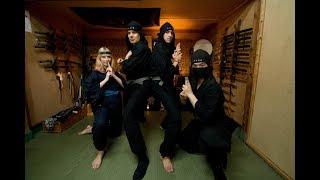 Ninja Experience   English