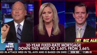 Phillip Discusses the Economy Under a Trump vs. Clinton Presidency | FOX BUSINESS