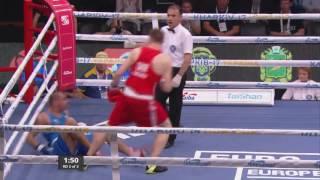 Рамазан МУСЛИМОВ (UKR) vs  Игорь Якубовски (POL) ЧЕ-2017 (91kg)