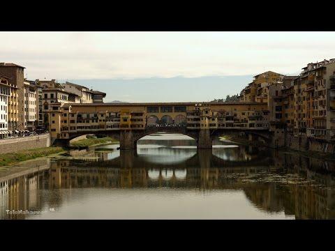 טיול בפירנצה באיכות 4K מרהיבה
