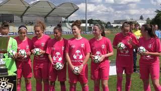 Finales des Coupes du Centre-Val de Loire Féminines