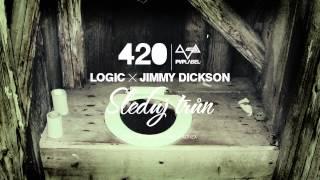 LOGIC X JIMMY DICKSON - SLEDUJ TRŮN (prod. by CASSIUS CAKE & KONEX) (Candymane diss)