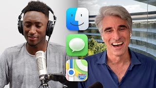 Some insight with Craig Federighi about the iOS 14 and the more controversial 2020 announcements! Full WVFRM episode: http://bit.ly/WaveformMKBHD Thanks for ExpressVPN for sponsoring: http://expressvpn.com/MKBHD  WWDC 2020 Impressions: https://youtu.be/0we7kcmgDOw iOS 14 Hands-On: https://youtu.be/ZLyDvABxGF0  Timestamps: 0:00 Intro 1:32 Default Apps 5:08 Siri 8:34 MacOS Big Sur Design/Icons 14:30 iPad Weather and Calculator 16:06 Apple Watch on iPad 17:38 Sponsor  MKBHD Merch: http://shop.MKBHD.com  Video Gear I use: http://kit.co/MKBHD/video-gear#recom... Tech I'm using right now: https://www.amazon.com/shop/MKBHD  Intro Track: Jordyn Edmonds http://smarturl.it/jordynedmonds Playlist of MKBHD Intro music: https://goo.gl/B3AWV5  ~ http://twitter.com/MKBHD http://instagram.com/MKBHD http://facebook.com/MKBHD
