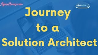 Journey To A Salesforce Solution Architect
