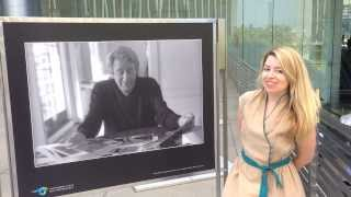 Vlog 3 - Helmut Newton Exhibition in Annenberg Space for Photography (Los Angeles)