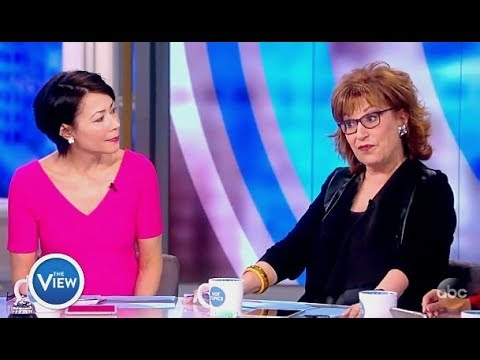 Ann Curry On Megyn Kelly's Outrageous Comments About Jane Fonda (The View)