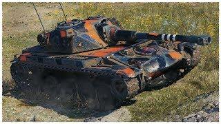 AMX ELC bis • 1 VS 10 • WoT Gameplay