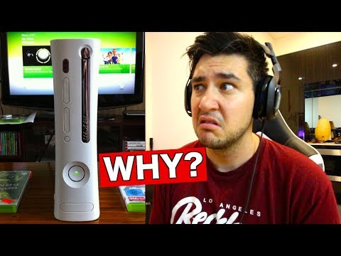 I purchased an Xbox 360 in 2019... THIS IS WHAT I GOT!