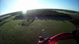Rusk County morning flight