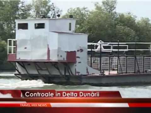 Controalele în Delta Dunării – VIDEO