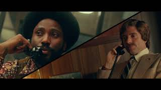 BLACKkKLANSMAN Trailer 1 (Universal Pictures) HD