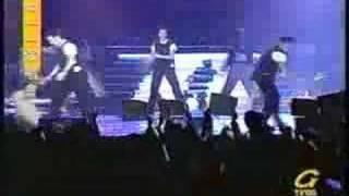 911 - Taiwan Concert 2000 -  Body Shakin'