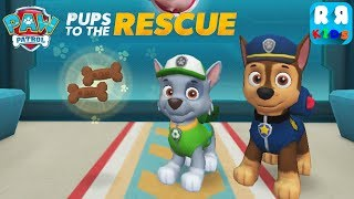 PAW Patrol Rescue Run - The Farm with Rocky and Chase