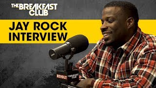 The Breakfast Club - Jay Rock Opens Up About His Motorcycle Accident, Talks TDE, New Album + More