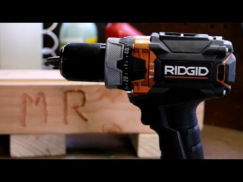 RIDGID Gen5X Brushless Compact Hammer Drill R86116 / R9206 / R9205 Review