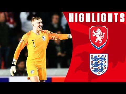 Czech Republic 2-1 England   ( UEFA Euro 2020 qual...