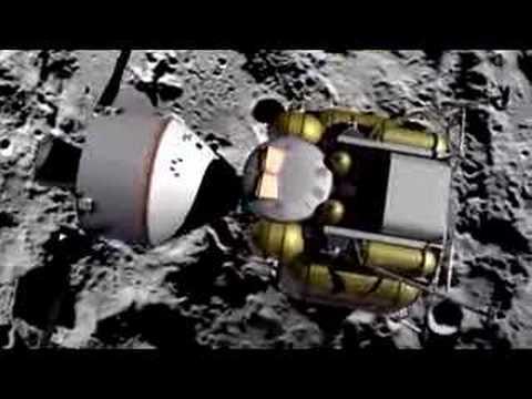 "NASA's Moon Mission ""Trailer"""