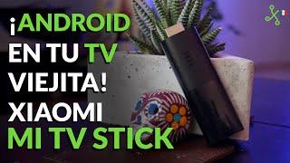 Xiaomi Mi TV Stick en México: ANDROID TV en tu televisión viejita sin PAGAR mucho