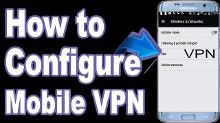 Gambar cover How To Setup VPN on Android । Android VPN Configure । What is VPN On Android ?